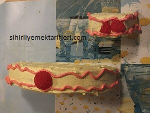 Çanta Pasta Tarifi