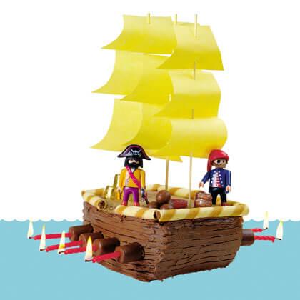 Korsan Gemisi Pasta Tarifi