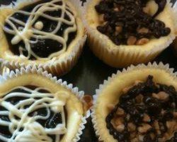 Krem Peynirli Cupcake