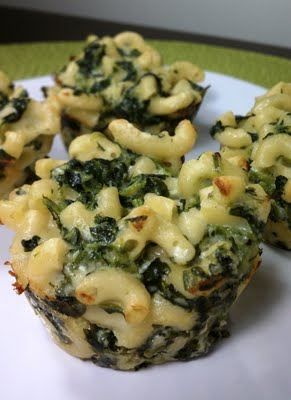 Peynirli Makarnalı Muffin Tarifi