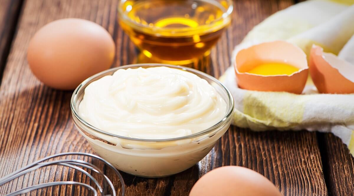 Ev yapımı mayonez