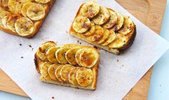 Muzlu Kızarmış Ekmek Dilimleri