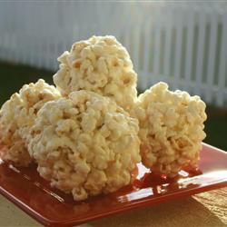 Popcorn Topları