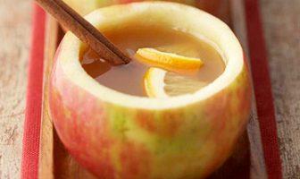 Sıcak Elma Şarabı