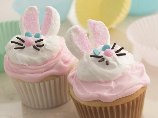 Tavşancık Cupcakeler