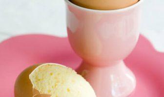 Yumurta İçinde Cupcake Tarifi