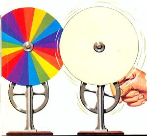 Newton'un Renk Çarkı ve Özellikleri - Renk Çarkı Deneyi ve Sonuçları