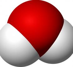 Suyun Kimyasal ve Fiziksel Özellikleri Nelerdir? Kimyasal Formülü Yapısı