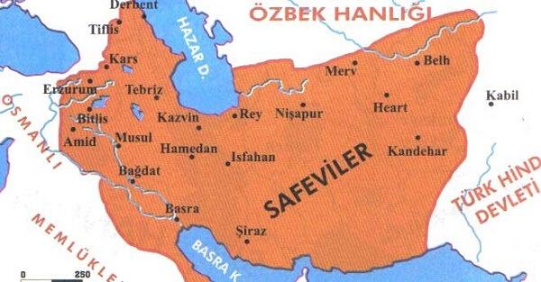 Safeviler Tarihi
