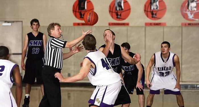 Basketbol Hakemi