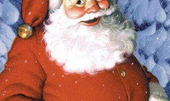 Noel Baba Yılbaşı Kartları - Kartpostalları