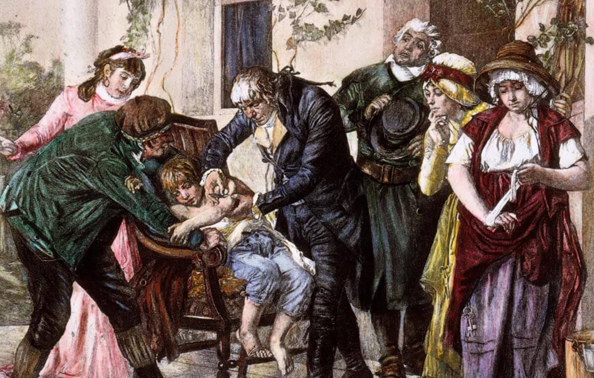 Edward Jenner çiçek aşısı