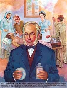 Joseph Lister Carbolic Spray