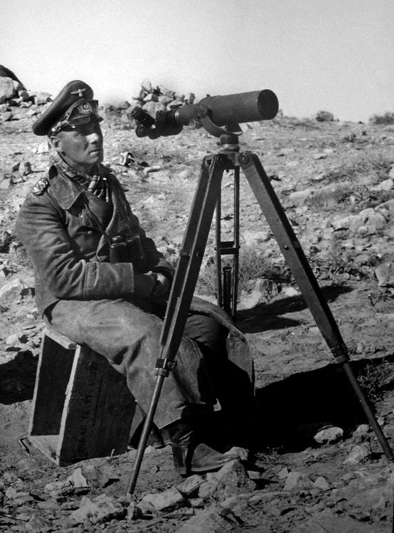 Erwin Rommel - Çöl Tilkisi