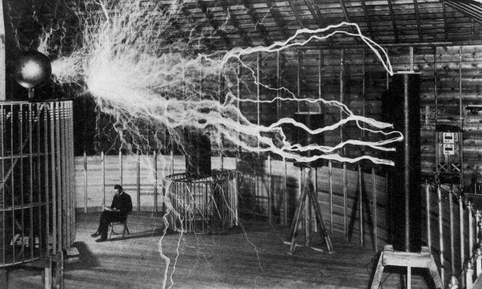 Nikola Tesla Güç