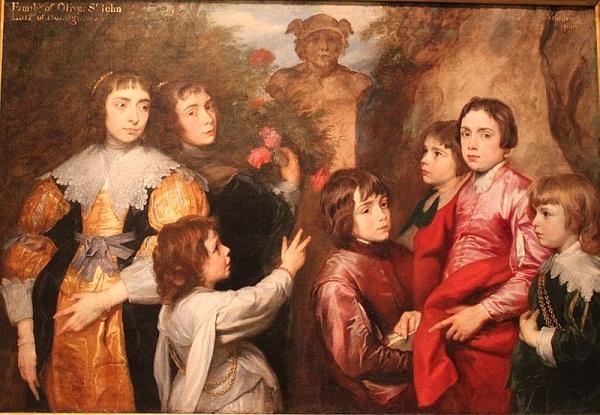 Anthony van Dyck - Bir Aile