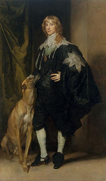 Anthony van Dyck - James Stuart