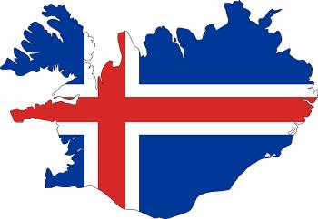 İzlanda Bayrağı