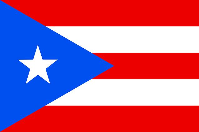 Porto Riko Bayrağı