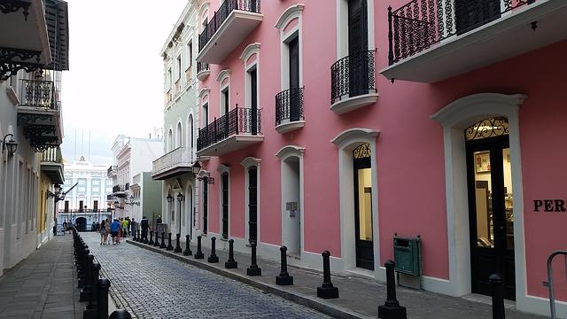 Porto Riko Sokakları