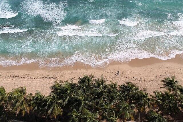 Porto Riko Tropikal İklimin Etkisindedir