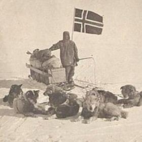 Roald Amundsen Güney Kutbunda