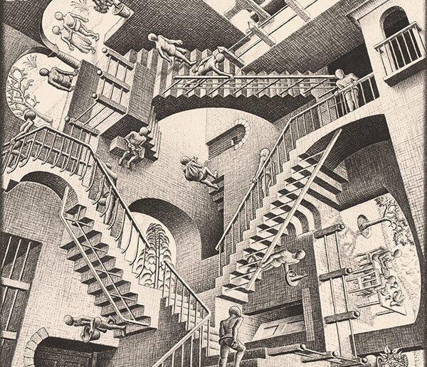 Escher merdivenleri