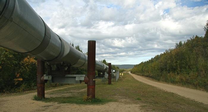 gaz boru hattı