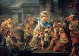 Büyük İskender Hayatı, Başarıları, İzlediği Yol ve Savaşları