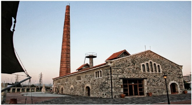 İzmir Tarihi Havagazı Fabrikası