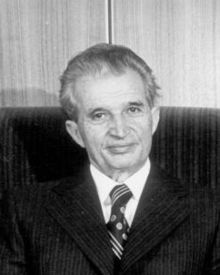 Nikolay Çavuşesku