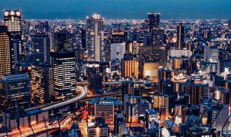 Osaka - Japonya