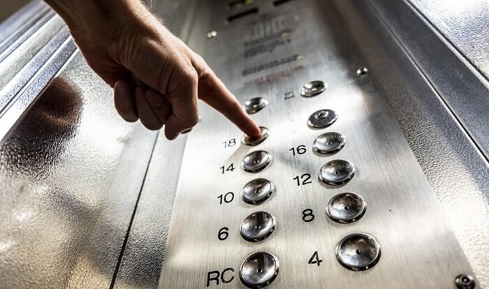asansör