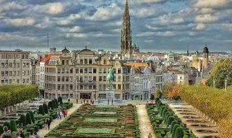Brüksel Nerededir? Brüksel'in Özellikleri, Tarihçesi ve Tarihi Mekanları