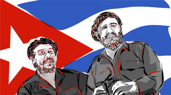 Fidel Castro ve Che