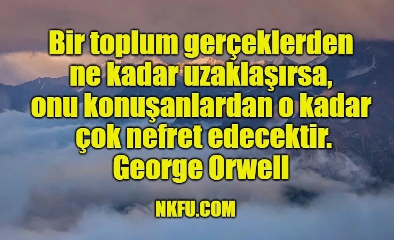 George Orwell Sözleri