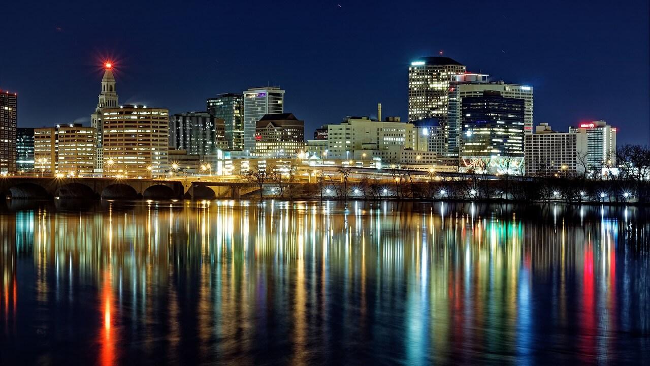 Connecticut - Hartford Şehri