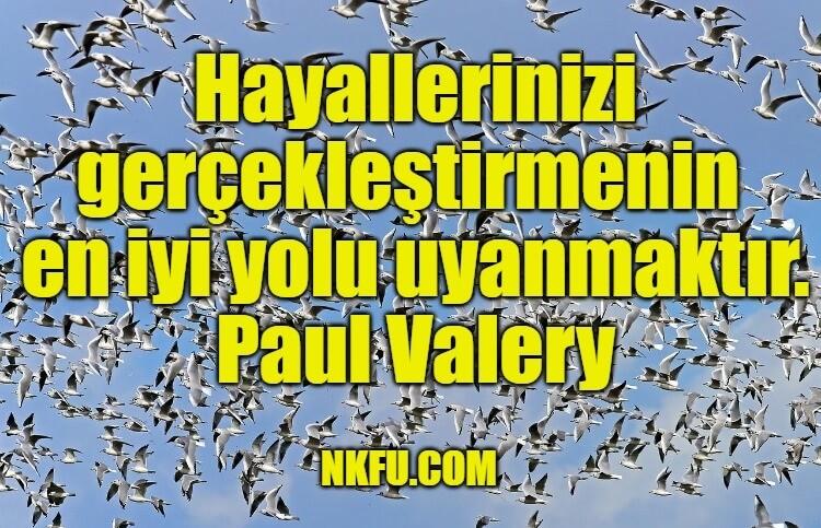 Paul Valery Sözleri
