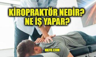 Kiropraktör
