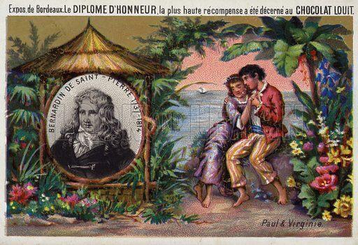 Jacques-Henri Bernardin - Paul ve Virgin