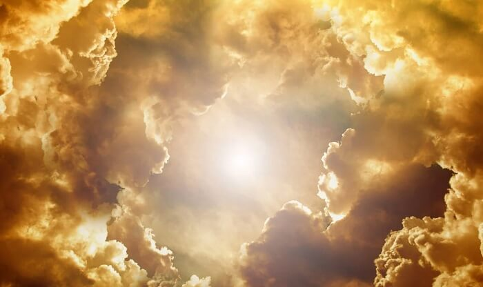 kutsal bulutlar