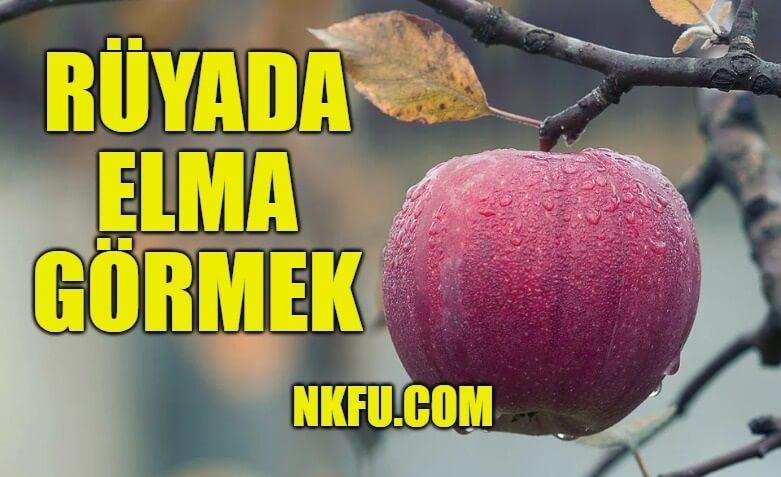 Rüyada Elma Görmek