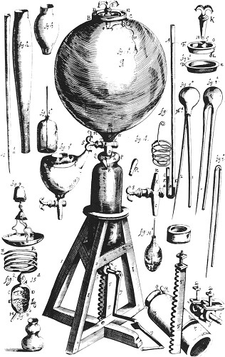 Robert Boyle hava pompası