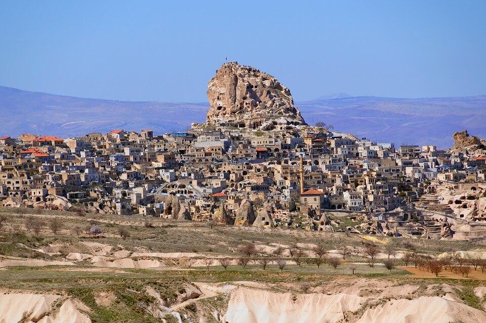 Nevşehir - Kapadokya