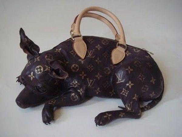 Köpek Çanta