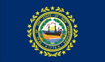New Hampshire Bayrağı