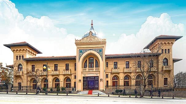 Ankara Palas Hakkında Bilgi