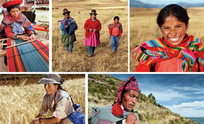 Aymara Yerlileri Hakkında Bilgi