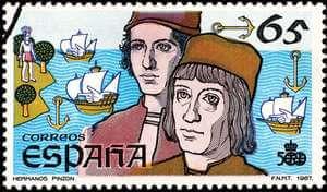 Martín Alonso Pinzón and Vicente Yáñez Pinzón