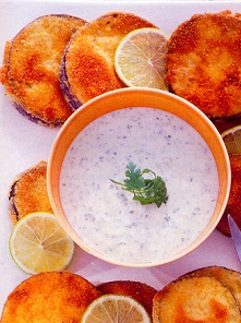 Patlıcan Şinitzel Tarifi